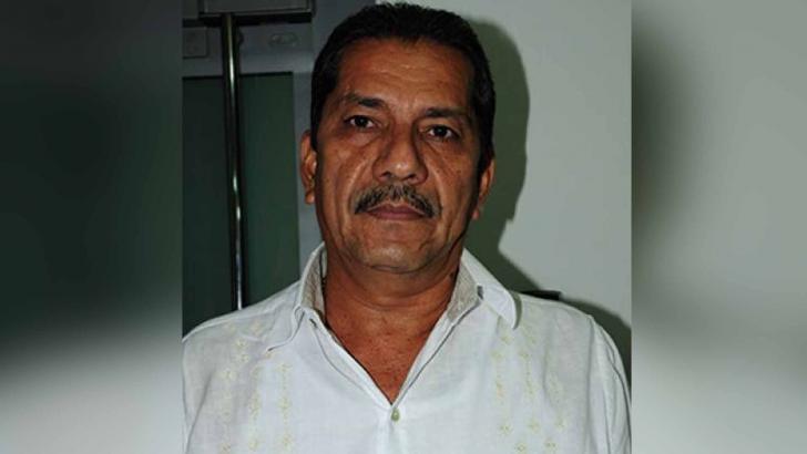 Exalcalde del municipio de La Gloria, Reinel José Lobo Galvis.