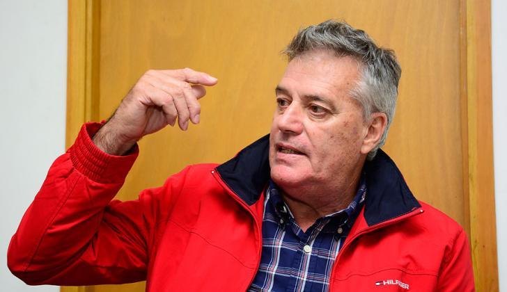 Juan Carlos Delménico, exarquero histórico de Junior.