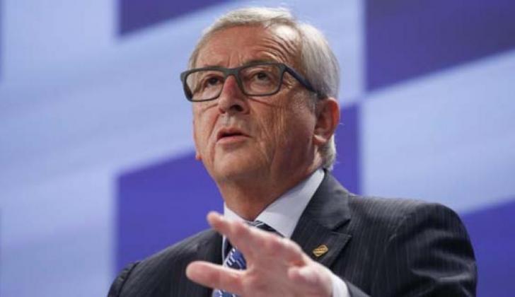 El titular de la Comisión Europea, Jean-Claude Juncker.