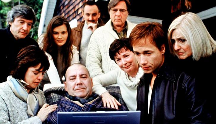 Película Las Invasiones Bárbaras, parte de la muestra.