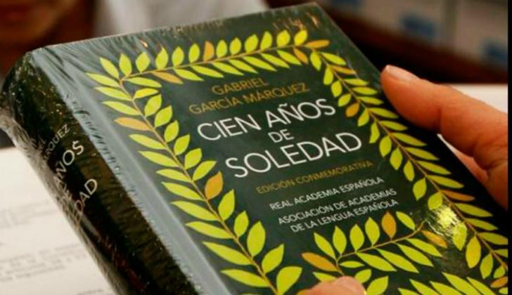 Obra cumbre de Gabo.