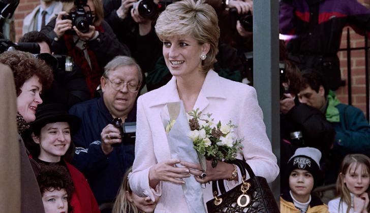 En esta foto de archivo, la princesa de Gales llega al Hospital Nacional de Neurología y Neurocirugía en el centro de Londres.