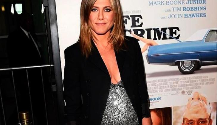 La actriz de Hollywood Jennifer Aniston, va a ser mamá a sus 48 años.