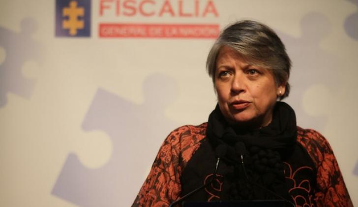 María Paulina Riveros, Vicefiscal general de la nación.