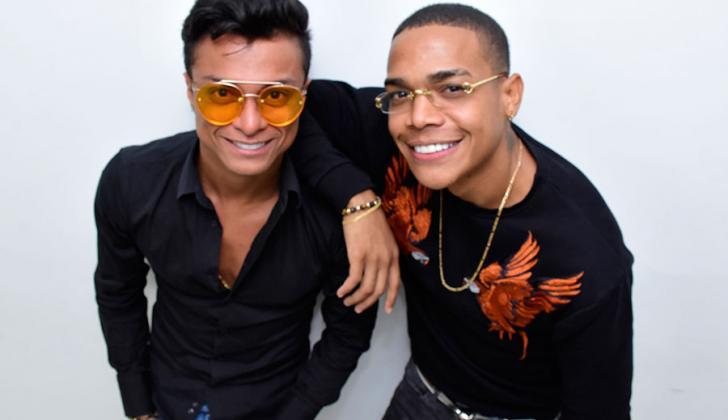 El dúo cartagenero Lil Silvio & El Vega.