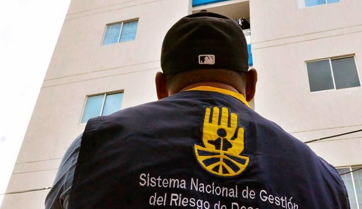 Varias edificaciones han sido desalojadas en el último mes en Cartagena por riesgo de colapso.