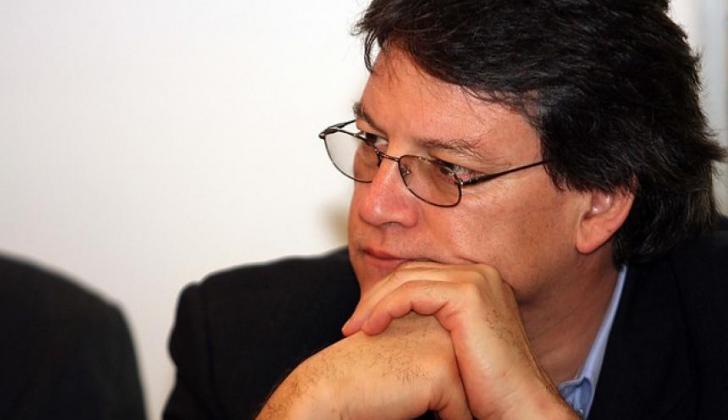 Gustavo Bell Lumus, jefe negociador con el Eln.
