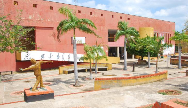 Sede de Uniguajira.