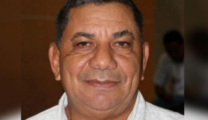 Fernel Avilez Tovar, alcalde que renunció.