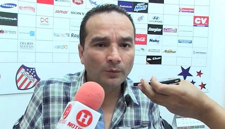 Juan Carlos Murillo.