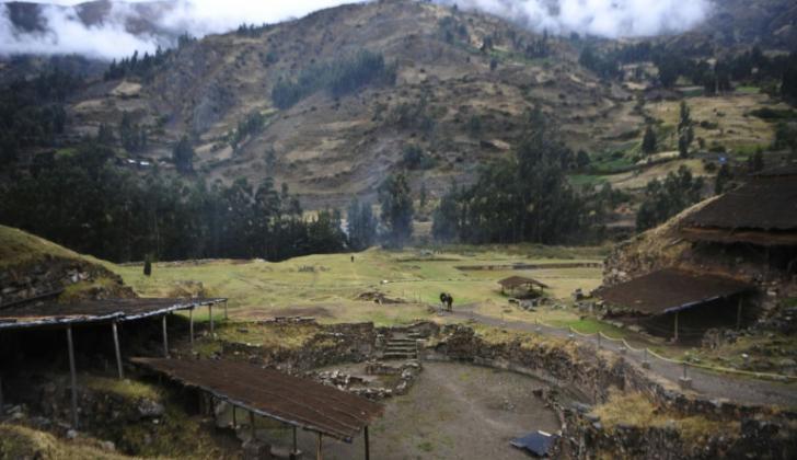 Monumento Arqueológico Chavín de Huántar.