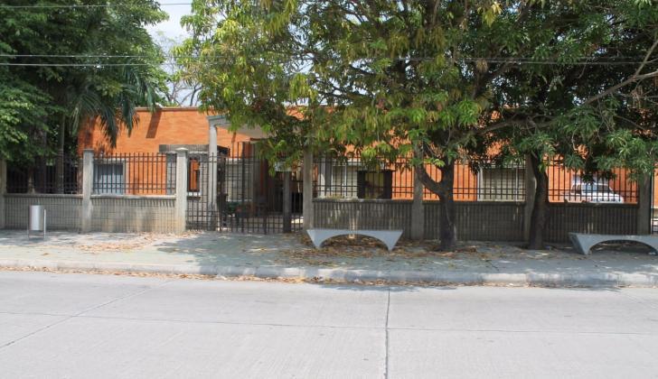 Sede de Medicina Legal en Montería.