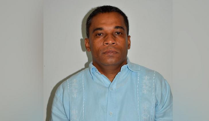 Yondilver Maestre, alcalde designado de Riohacha.
