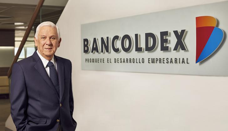 El presidente de Bancóldex, Mario Suárez Melo.