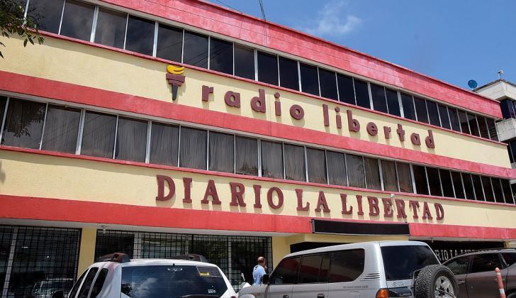 Sede de La Libertad.