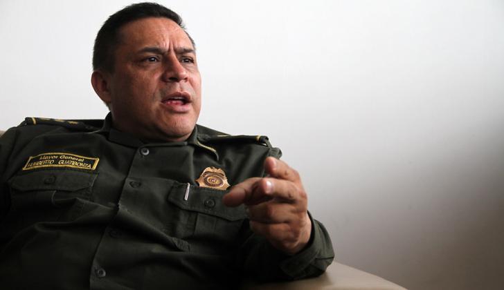 General en retiro Humberto Guatibonza,