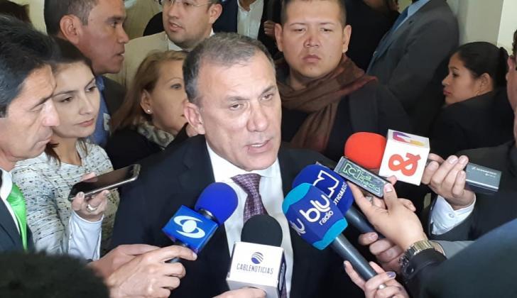 Roy Barreras, senador.