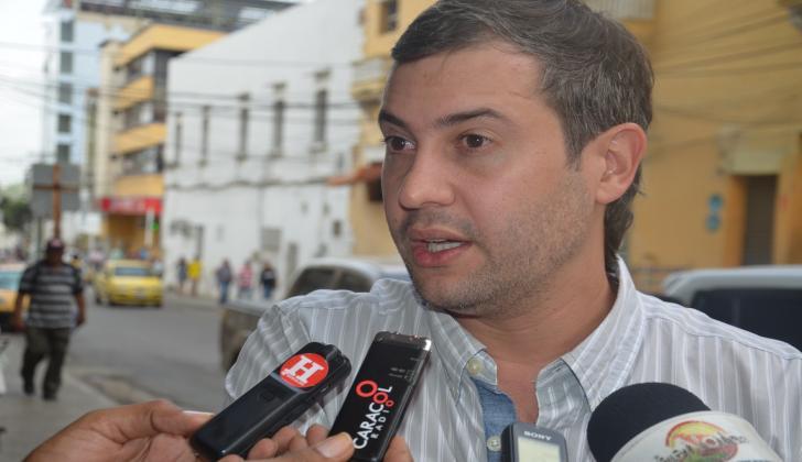 Mario Fernández Alcocer, exsenador sucreño.