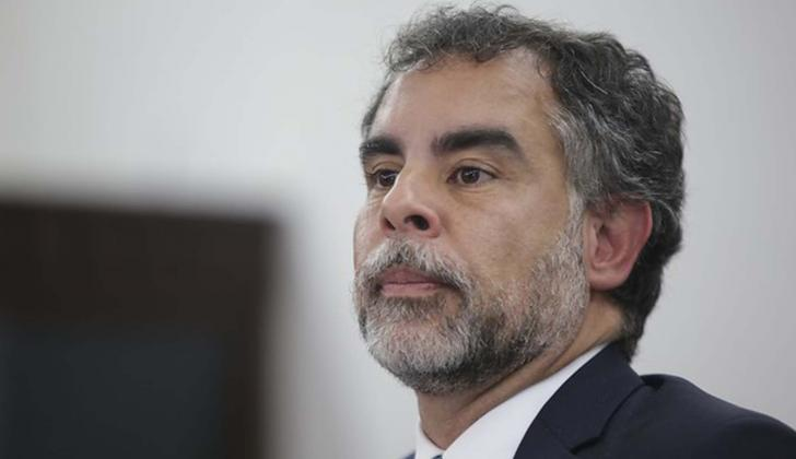 El senador Armando Benedetti había ofrecido una rueda de prensa por las acusaciones en su contra por el nuevo escándalo de las interceptaciones ilegales.