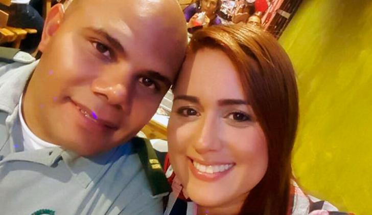 Ginna Margarita Ricardo Cantillo y Juan Carlos Agámez Pájaro, procesados.