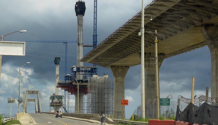 Las obras del Puente Pumarejo deberán estar listas en diciembre de 2019.