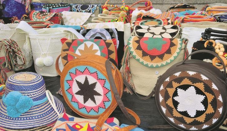 Los tejidos de las mochilas son reconocidos oficialmente y constituyen un legado para las generaciones futuras.