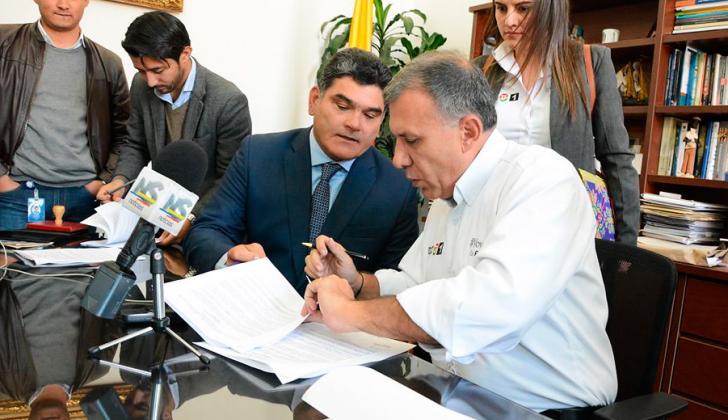 El senador Roy Barreras, del Partido de la U, ponente del proyecto.
