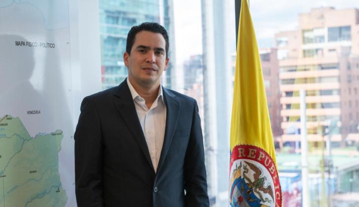 Lucas Ariza, director ejecutivo de Cormagdalena.