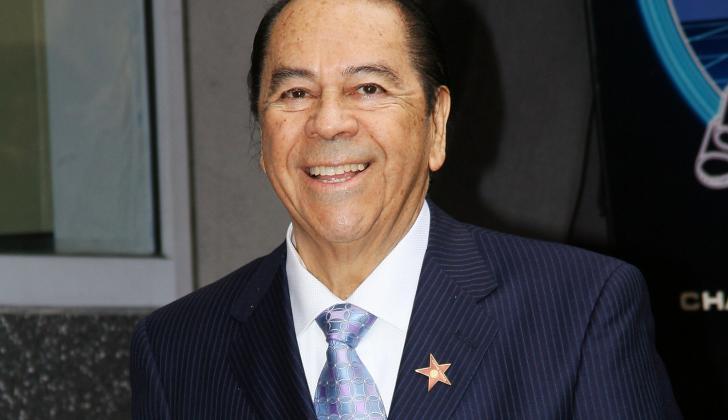 Lucho Gatica, bolerista chileno.
