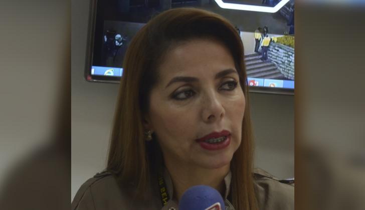 Maritza Chavarro, directora de la Fiscalía en Sucre.