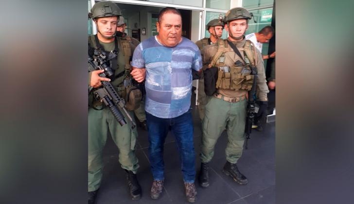 Fernando Umbeiro Úsuga, alias 'Palillo'.