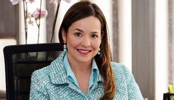 La Viceministra de Comercio Exterior de Colombia, Laura Valdivieso.