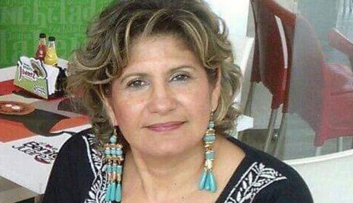 María Victoria del Río de Alario.
