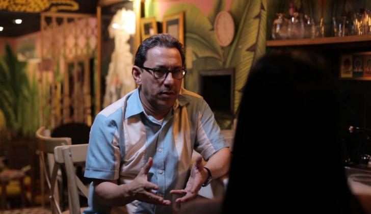 Joaquín Mattos Omar en 'Amores Tropicales'.