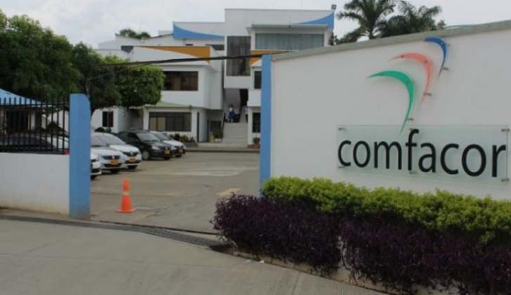 Una sede de Comfacor.