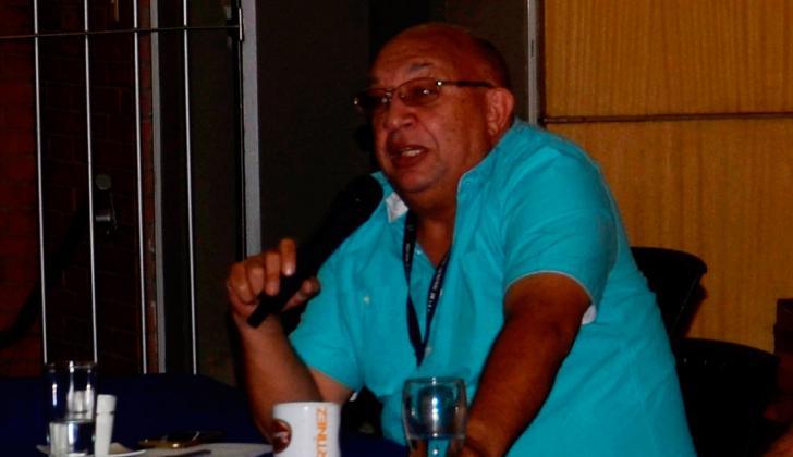 Antonio Díaz, procurador Judicial y de Familia.