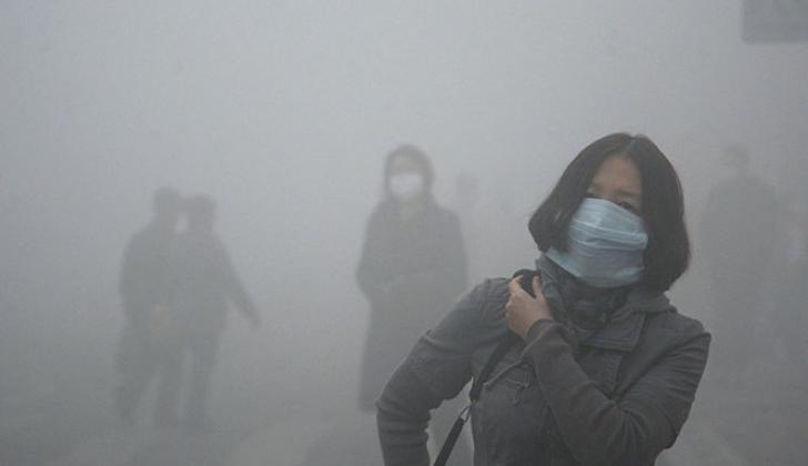 China sigue siendo el país con mayor tasa de mortalidad debido a la contaminación del aire.