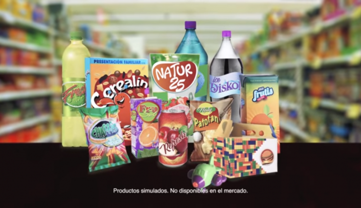 Corte Constitucional confirma fallo a favor de comercial de RedPaPaz sobre 'comida chatarra'.