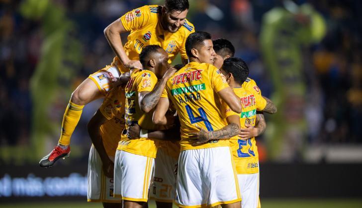 Los Tigres de México.