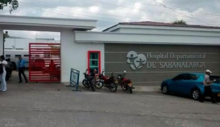 Hospital de Sabanalarga.