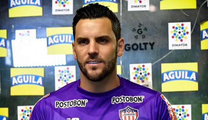 Sebastián Viera, elegido el jugador del partido.