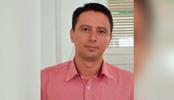 Carlos Guerra Sierra, alcalde (e) de Chalán.