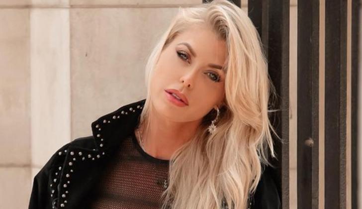 El suegro de la modelo, Alfredo Sestini, identificó el cuerpo, según informaciones del portal G1 de la red Globo.