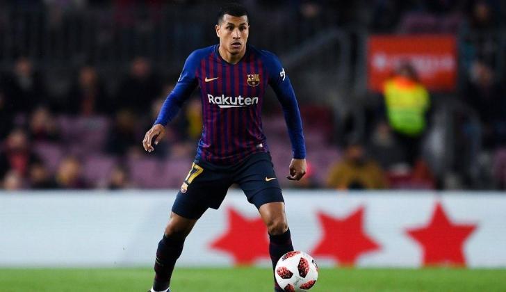 Jeison Murillo, defensa del Barcelona.
