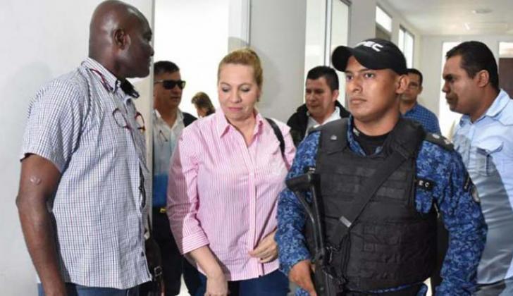 Silvia Gette deberá ir a la cárcel del Buen Pastor, luego de ser encontrada culpable.