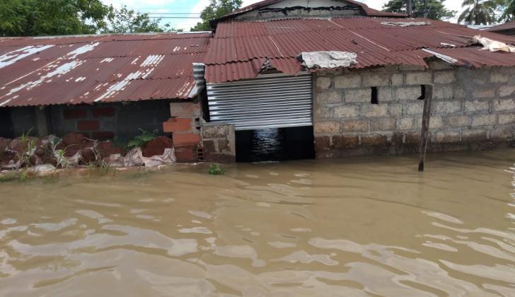 Así está la situación en Guaranda, subregión de la Mojana.