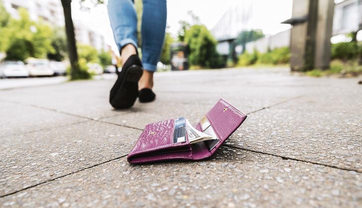 Según el estudio, el 51% de las billeteras que tenían dinero fueron devueltas.