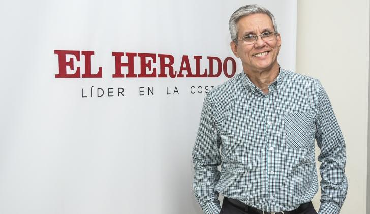 José Orozco, gerente general de la empresa Volver a Latir.