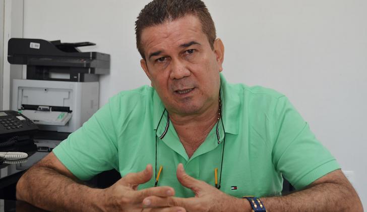 Carlos Roca Roa, delegado del Registrador en Sucre.