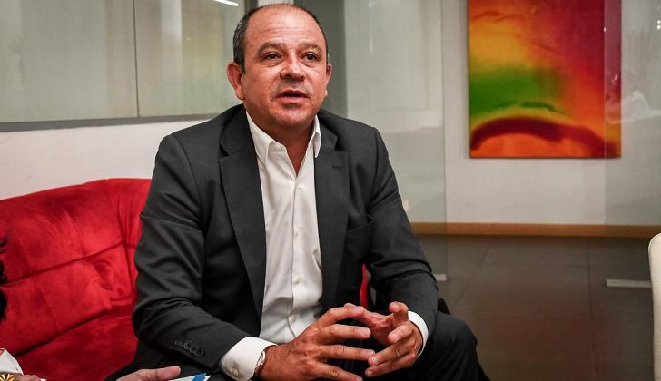 Jorge Hernán Gómez.